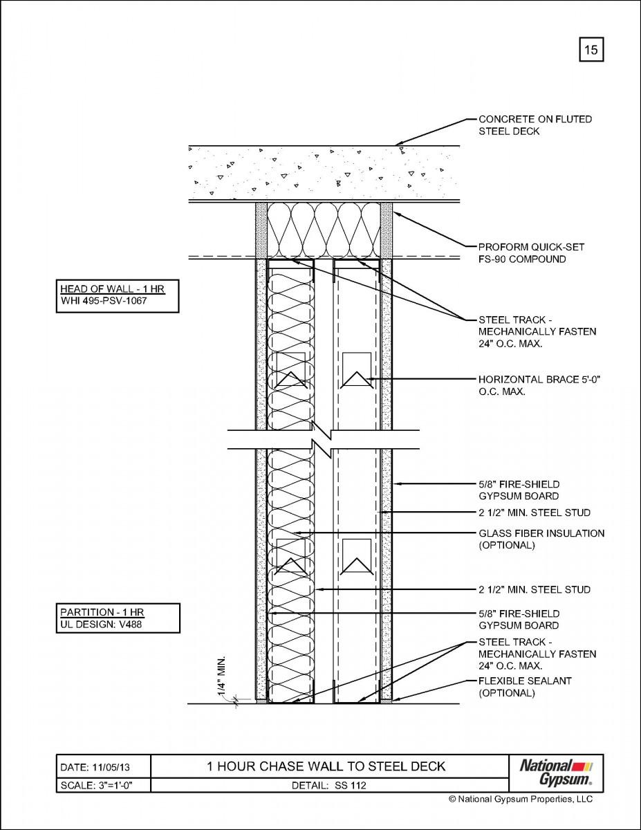 Darwin Diaz Building Tech Research Wall Details