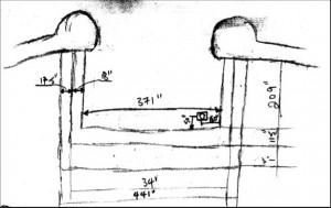 Stair measurements