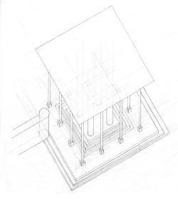 Pavilion Axon