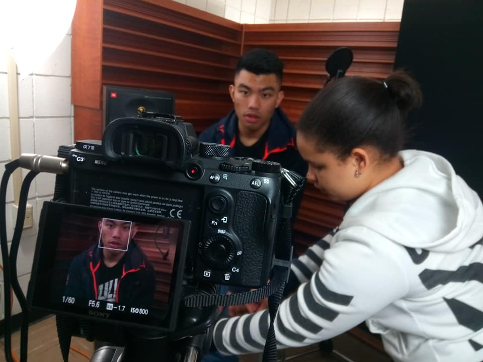 Setting up interview