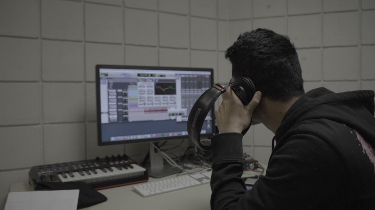 drum mixing