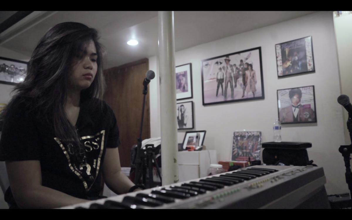 Recording keyboard