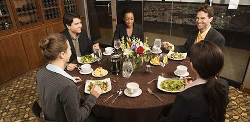 12 Essential Steps to Mastering Table Manners  |Eating Etiquette