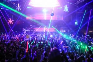 Hardwell at Hakkasan Nightclub in Las Vegas