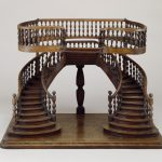 STAIRCASE MODEL (FRANCE), MID–LATE 19TH CENTURY Photographer: James Hart
