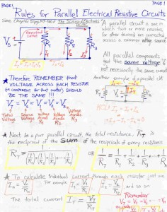 RulesForParallelElectricalCircuits