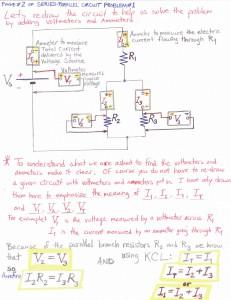 SERIES-PARALLEL CIRCUIT PROBLEM#1pg2