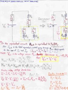 SERIES-PARALLEL CIRCUIT PROBLEM#1pg3