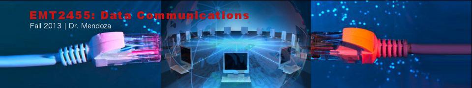 EMT2455: Data Communications
