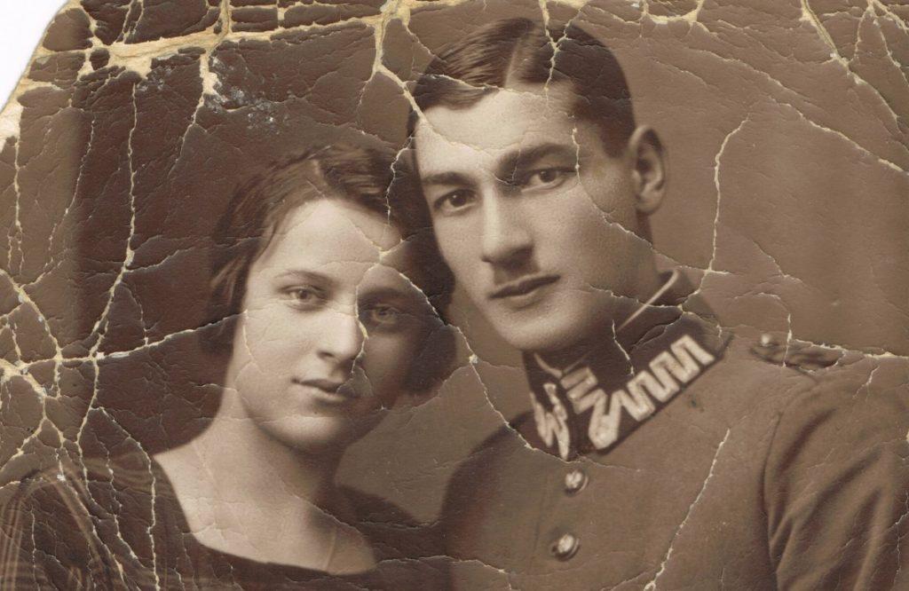 damaged image