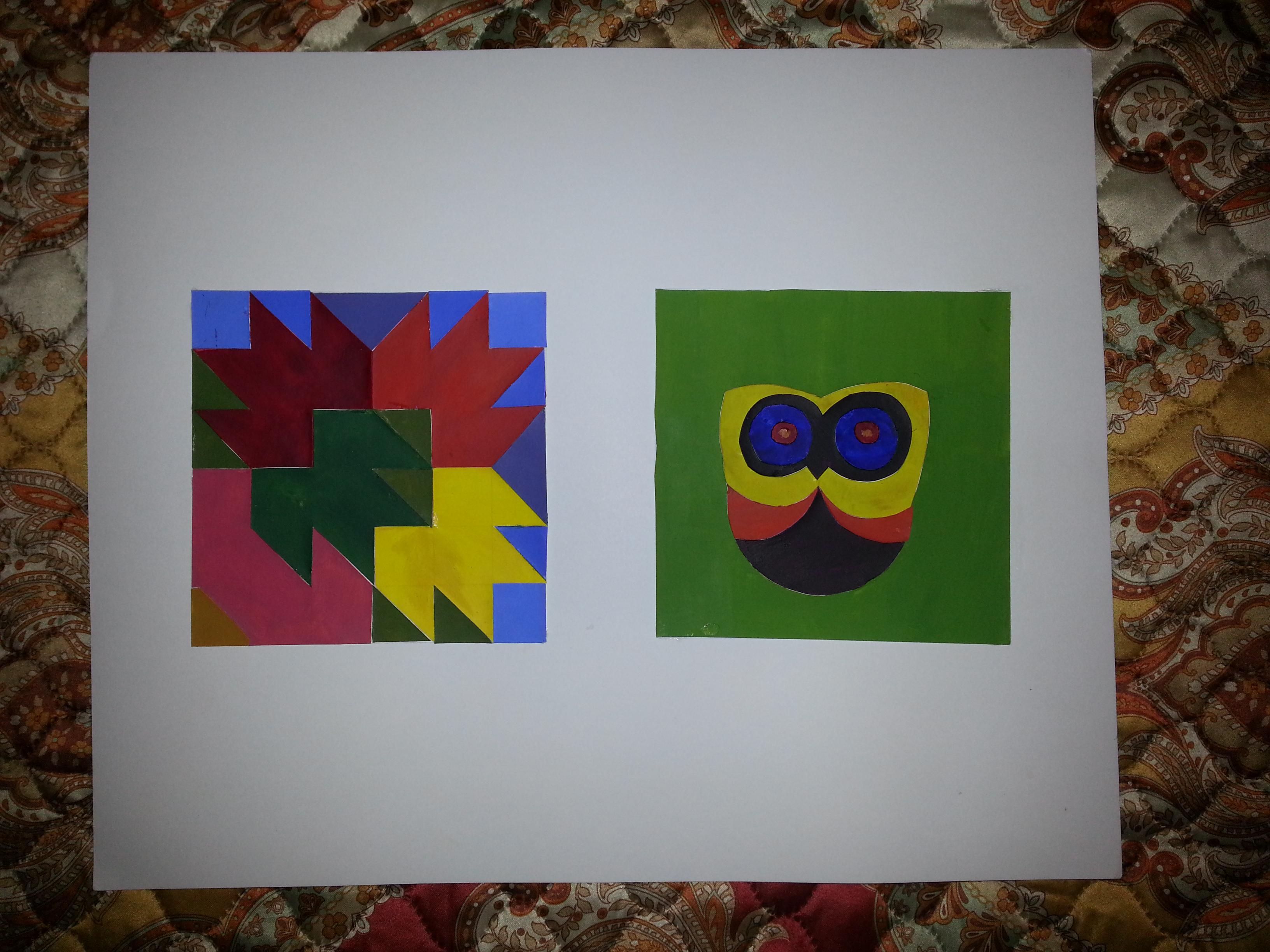 Prismatic Color Studies
