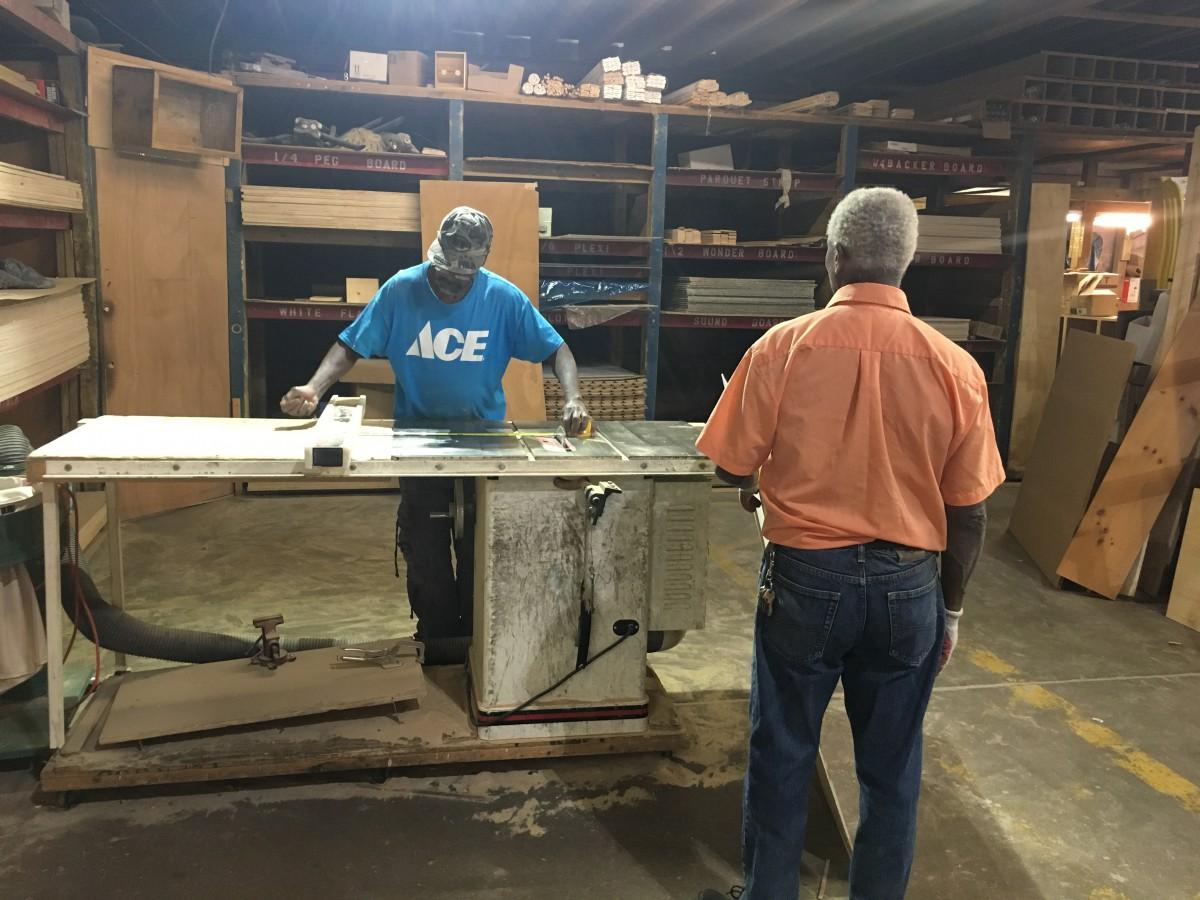 Photo Taken At Metropolitan Lumber Hardware By Risa On