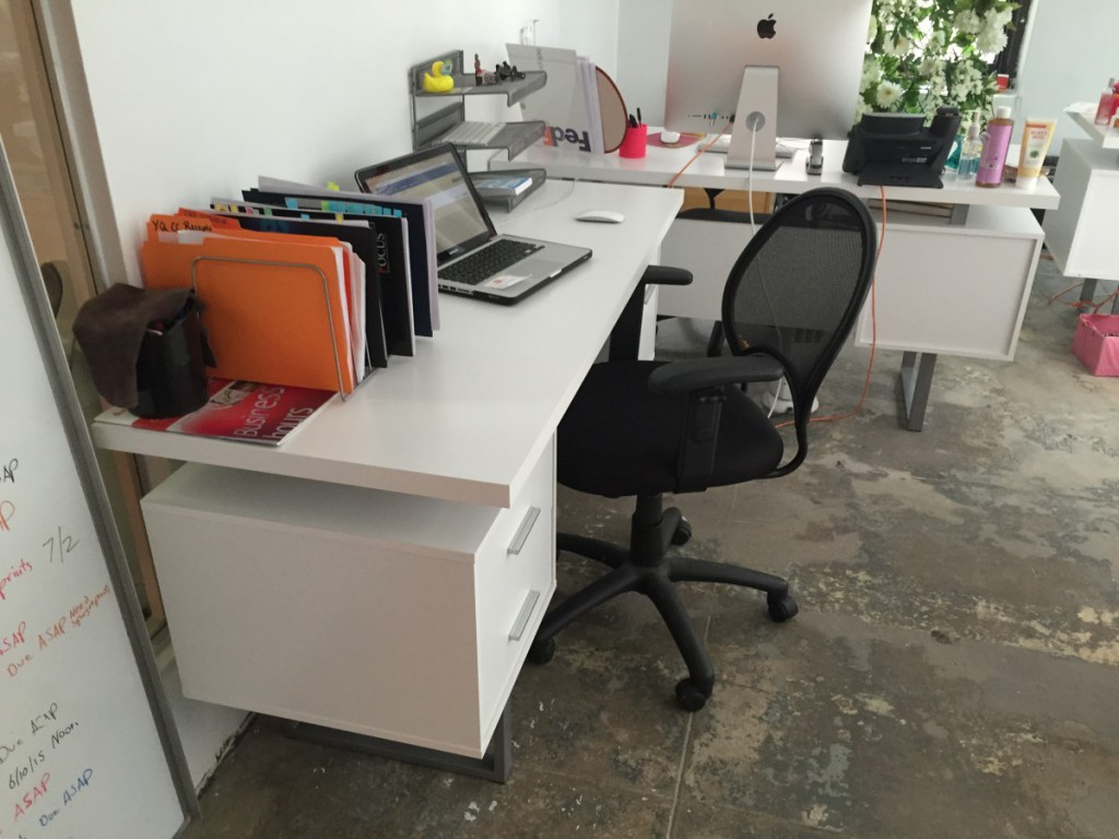 New Work Space