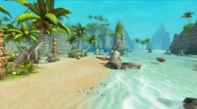 island environment art