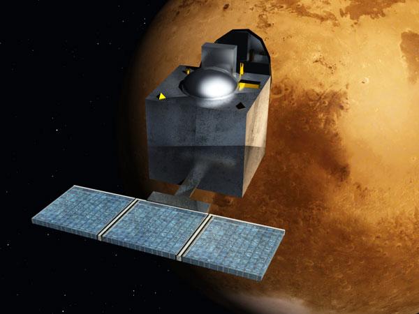 Mangalyaan Orbiter