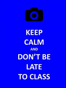 Keep Calmp Photo