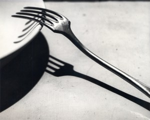 Andre Kertesz, The Fork, 1928