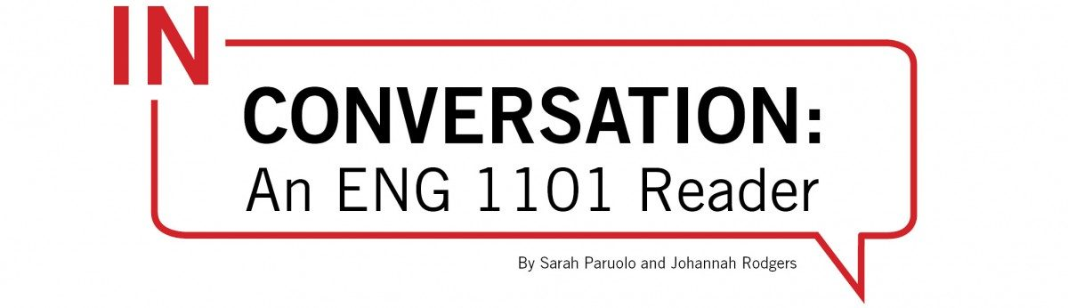 In Conversation: An ENG 1101 OER Reader