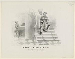 Angel Footsteps