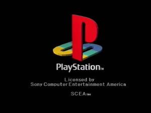 Playstation start up