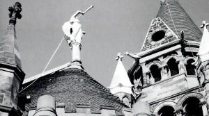 Statue of Gabriel