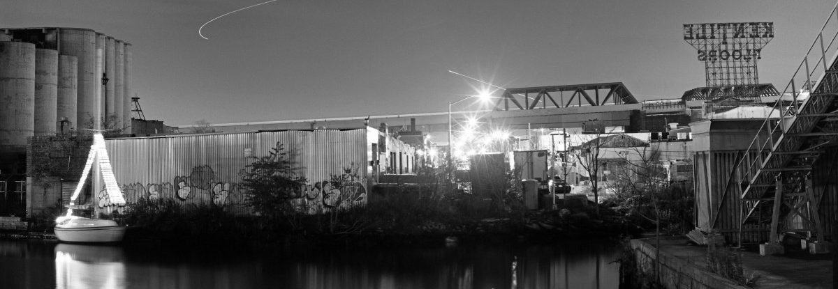 The Gowanus Project: LIB/ARCH2205 FA2017