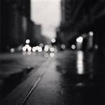 Morning Traffic, Midtown, New York City, USA, 2000