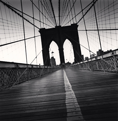 Brooklyn Bridge, Study 4, New York City, USA, 2000