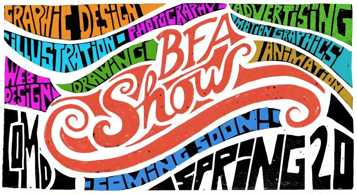 BFA Show banner