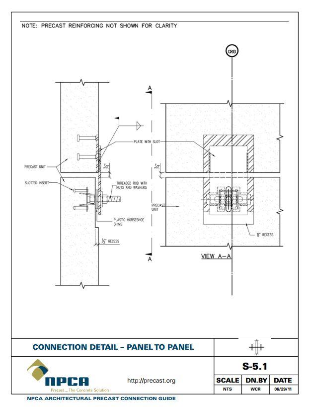 Precast Concrete Panels Details : Grzegorz kosieradzki btech iii research just another