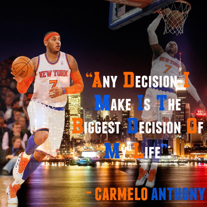 carmelo anthony quotes - photo #13