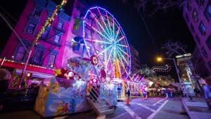 Little Italy's Ferris Wheel