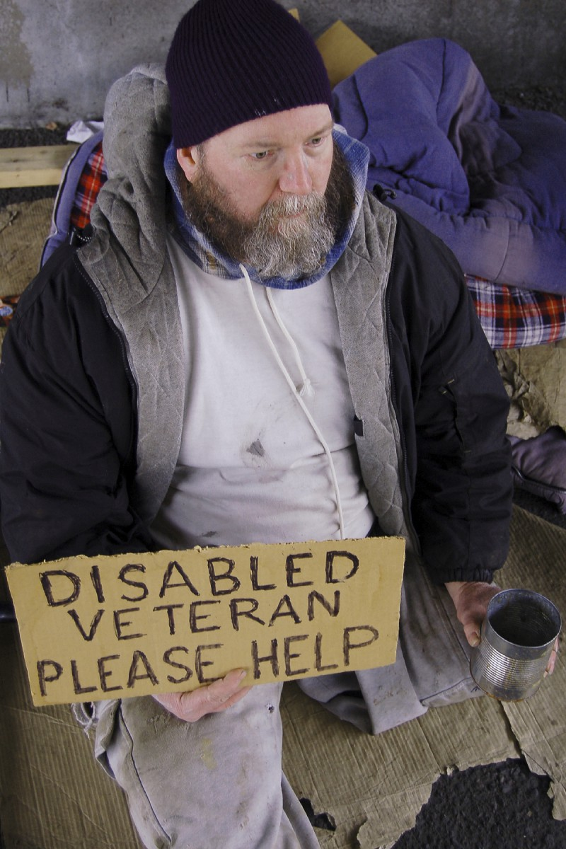 """helping the homeless A rabbi writes, """"there are many ways to preserve the dignity and support the needs of the next panhandler you encounter."""