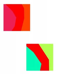 Split Compliments and Analogous colors