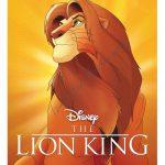 Lion King Disney Poster