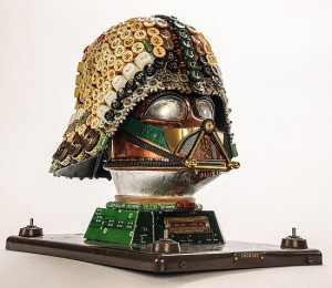 Darth-Vader-helmet-sculpture-made-from-recycled-materials_1