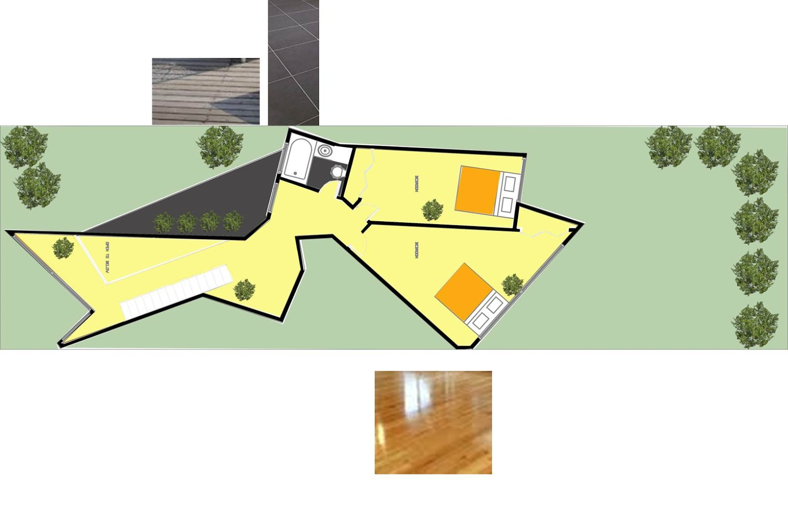 Residential floor plans jill bouratoglou 39 s portfolio for Residential flooring