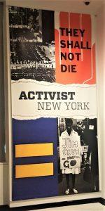 activist sign