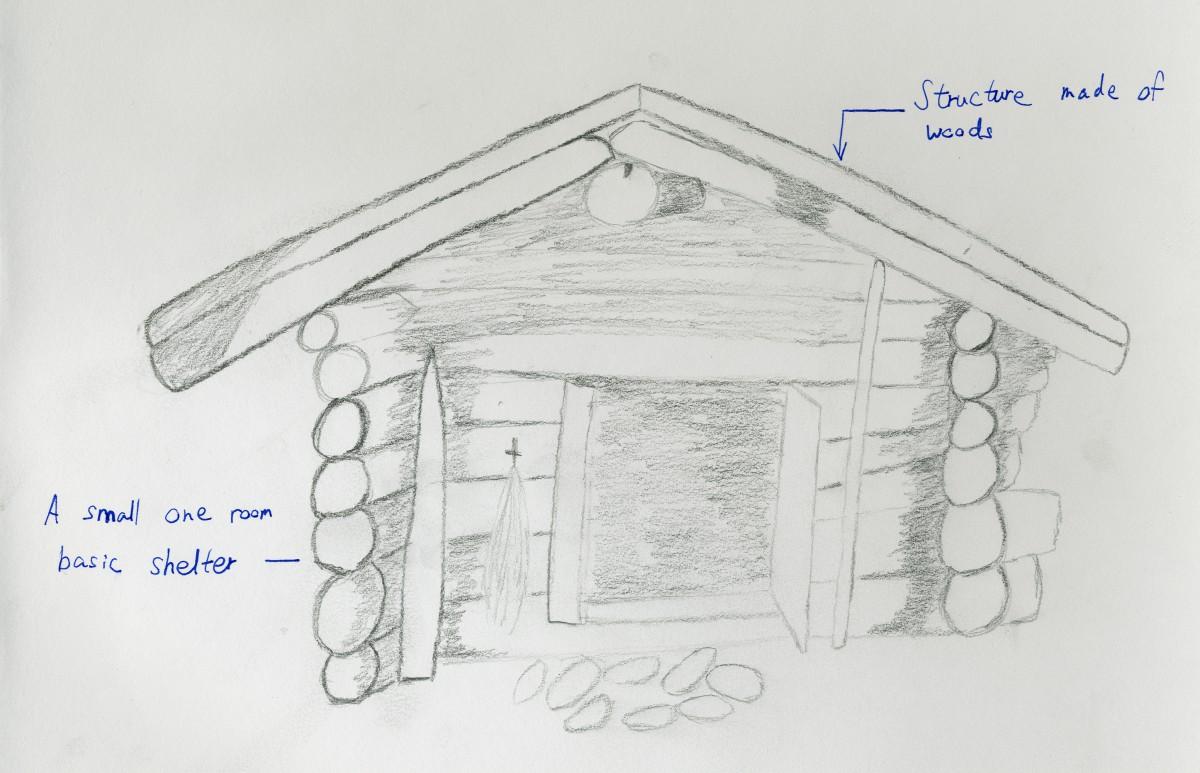 Shelter Sketch Jayden Fang S Eportfolio