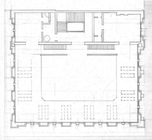 BHSM 2nd floor plan