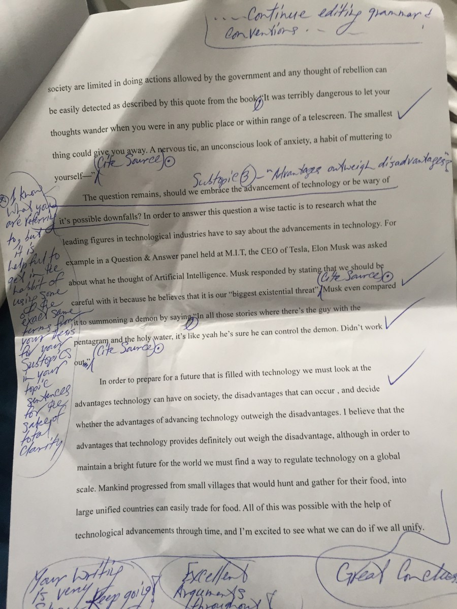 Best way to write an essay outline