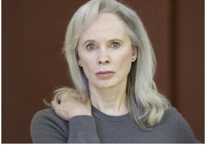 Writer Mary Gaitskill