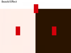 bezold-effect