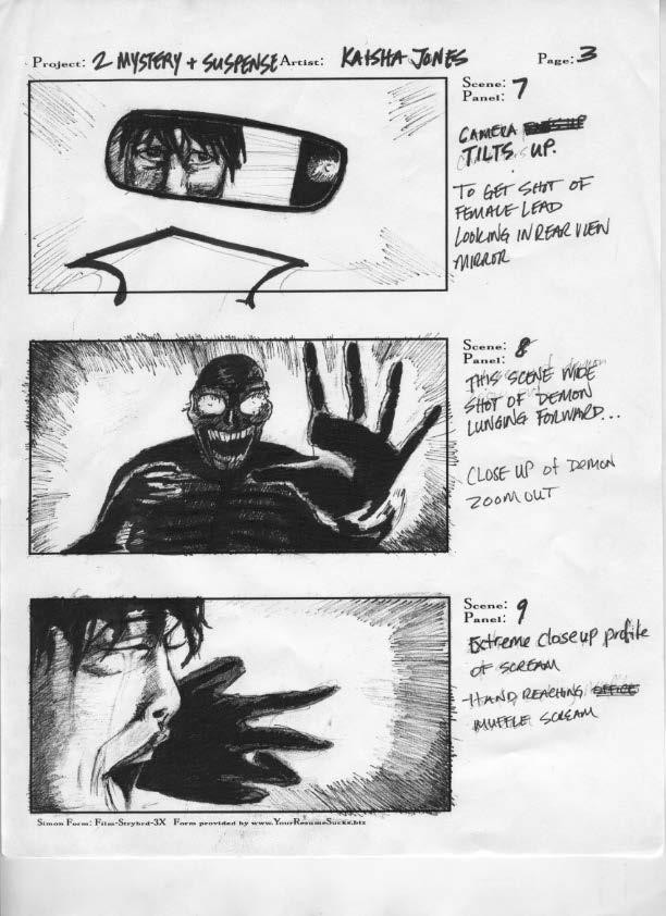 storyboard concepts  u2013 assignment  7  u2013 noir mystery