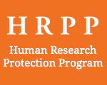 Hyperlink to Human Research Protection Program