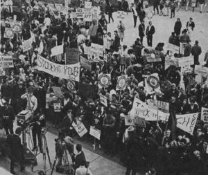1969 protest at CUNY