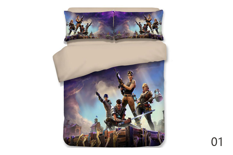 Fortnite Bed Room Set