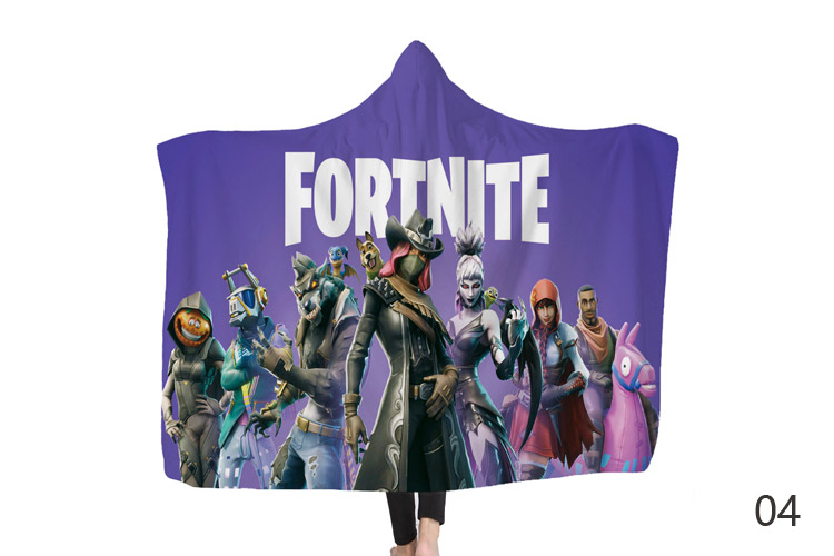 Fortnite Cloak Blanket