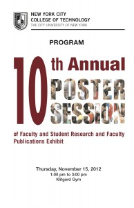 10th Annual Poster Session