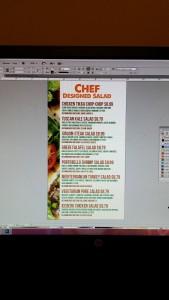 Pure & Fresh Chef Designed Salad Board